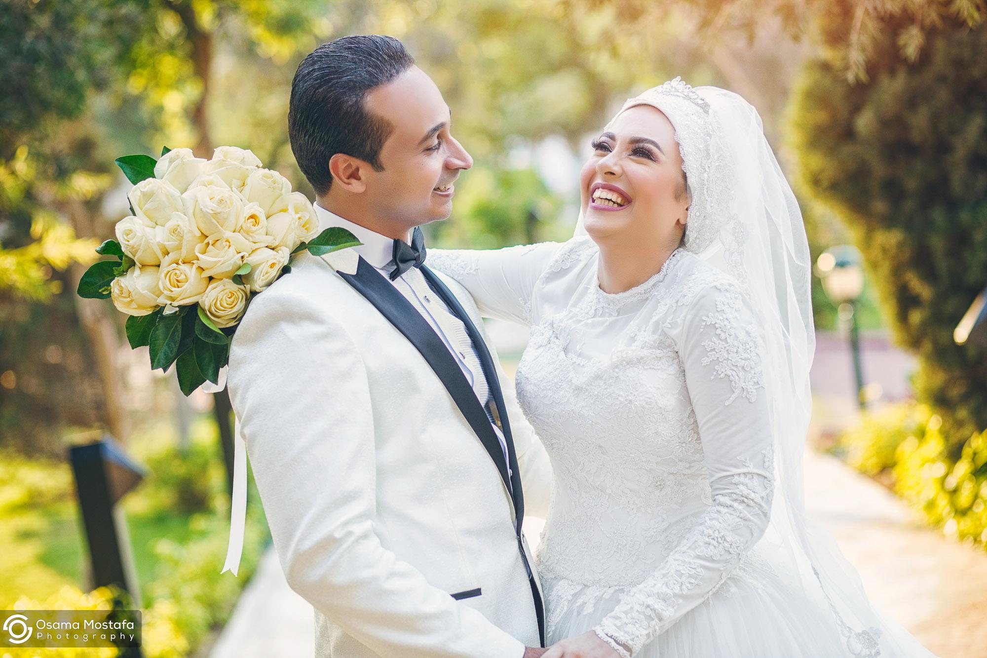 Bassma & Mohamed